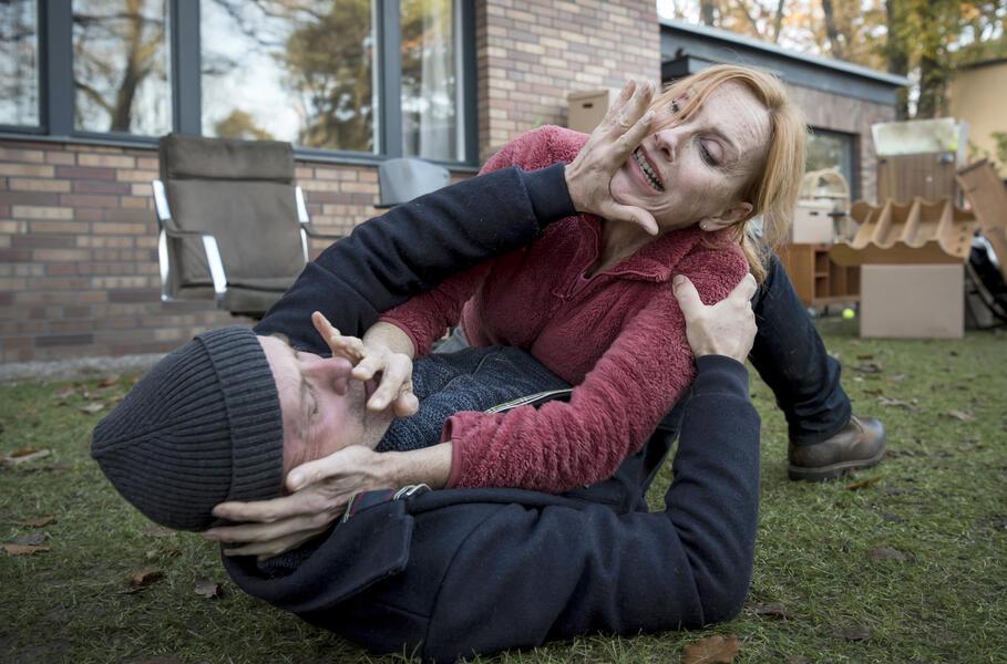 Scheidung für Anfänger mit Christian Berkel und Andrea Sawatzki