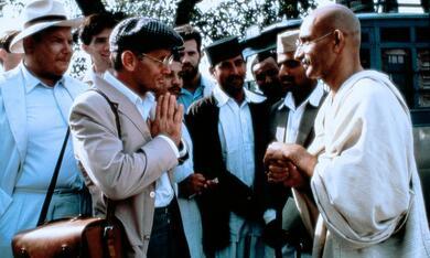 Gandhi mit Ben Kingsley und Martin Sheen - Bild 1