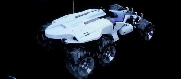Der Mako feiert im nächsten Mass Effect seine Rückkehr