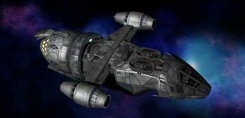 Bild zu:  Die Serenity fliegt wieder in Firefly Online