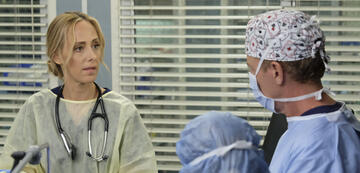 Grey's Anatomy: Teddy & Tom in Staffel 16