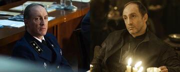 Michael McElhatton in Game of Thrones und Chernobyl
