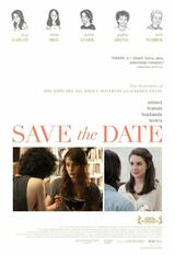 Save the Date - Poster