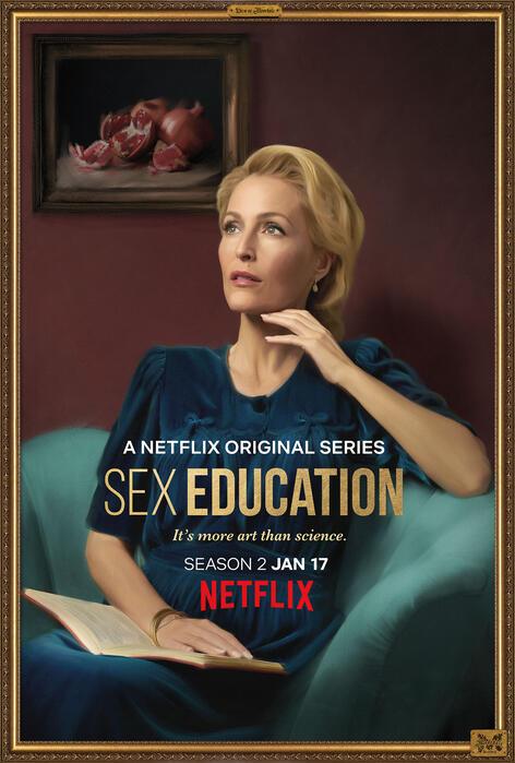 Sex Education Besetzung
