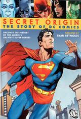 Secret Origin: The Story of DC Comics - Poster