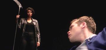Billie und Jack in Der Leere im Staffel 14-Finale