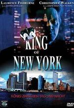 King of New York - König zwischen Tag und Nacht Poster