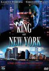 King of New York - König zwischen Tag und Nacht - Poster
