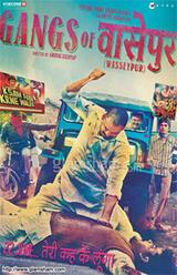 Gangs of Wasseypur - Poster