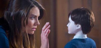 Lauren Cohan und The Boy