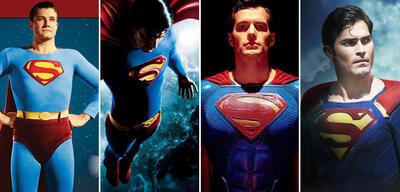 80 Jahre Superman in Film und Serie