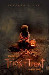 Trick'r Treat - Die Nacht der Schrecken - Poster