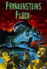 Frankensteins Fluch - Poster