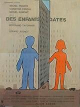 Verwöhnte Kinder - Poster