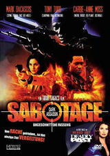 Sabotage - Dark Assassin - Poster