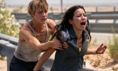 Terminator: Dark Fate mit Mackenzie Davis und Natalia Reyes - Bild 6