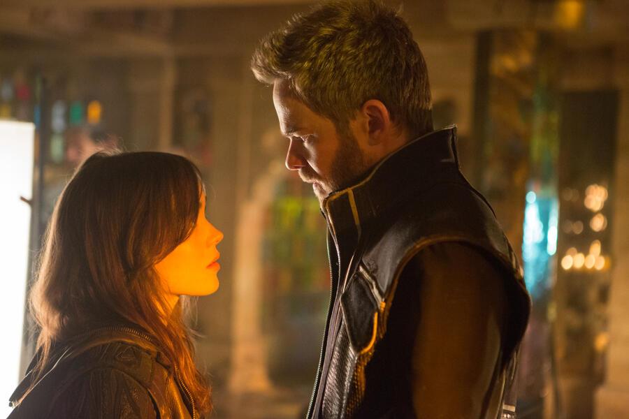 X-Men: Zukunft ist Vergangenheit mit Ellen Page