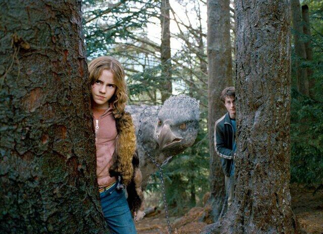 Harry Potter und der Gefangene von Askaban mit Emma Watson und Daniel Radcliffe