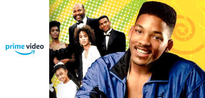 Will Smith bei Amazon Prime