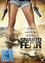 Snaked Fear Poster