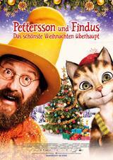 Pettersson und Findus 2 - Das schönste Weihnachten überhaupt - Poster