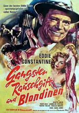 Gangster, Rauschgift und Blondinen - Poster