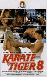 Karate Tiger 8 - Poster