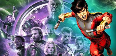 Avengers 3: Infinity War/Shang-Chi