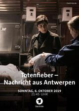 Totenfieber - Nachricht aus Antwerpen - Poster