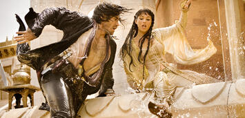 Bild zu:  Prinz Dastan und Prinzessin Tamina