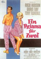 Ein Pyjama für Zwei - Poster