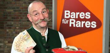 Bild zu:  Bares für Rares - Horst Lichter
