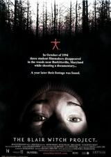 Blair Witch Project - Poster