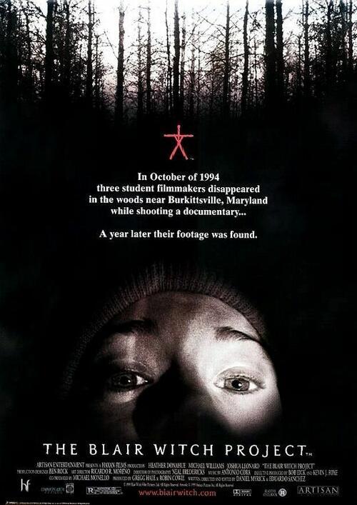 Blair Witch Project Film 1999 Moviepilot De