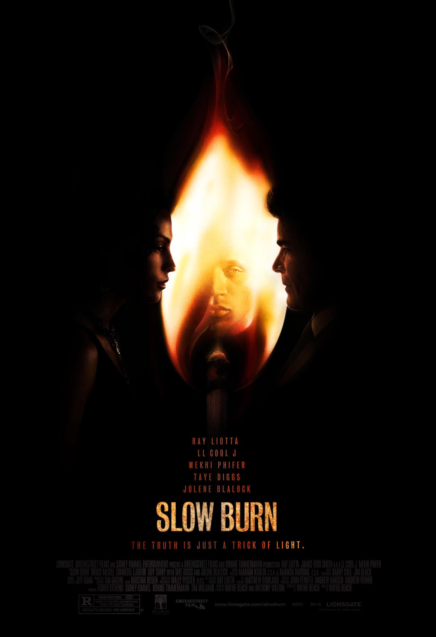 Slow Burn – Verführerische Falle