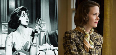 Geraldine Page, Süßer Vogel Jugend/Sarah Paulson, Carol
