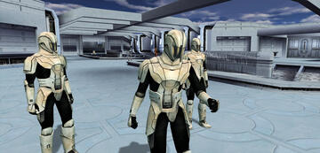 Sith Trooper in Knights of the Old Republic