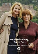 Hotel Heidelberg - Tag für Tag - Poster