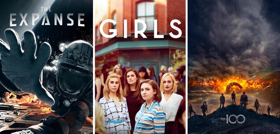 Die besten internationalen Serienstarts im Februar 2017
