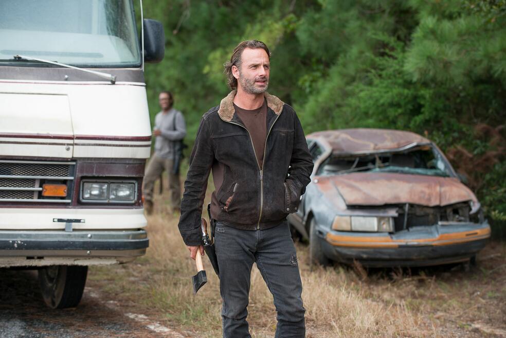 The Walking Dead Schauspieler Staffel 6
