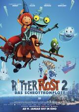 Ritter Rost 2 - Das Schrottkomplott - Poster