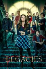 Legacies - Staffel 3 - Poster