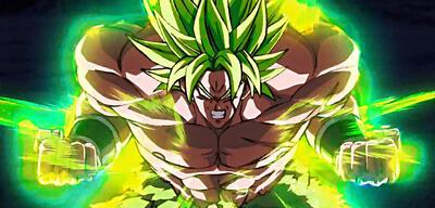 Broly als Super-Saiyajin Full Power