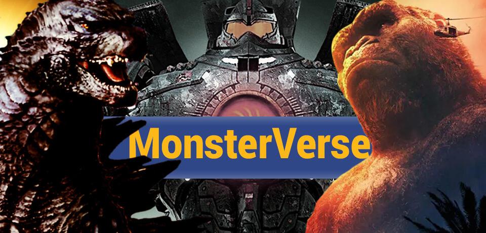 Das MonsterVerse von Legendary