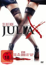 Julia X 3D - Poster