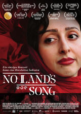 No Land's Song - Poster