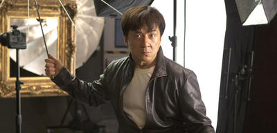 Jackie Chan in Armour of God - Chinese Zodiac