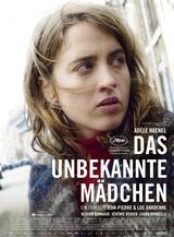 Das unbekannte Mädchen - Poster
