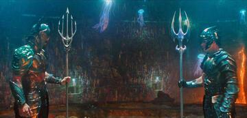 Aquaman und Orm