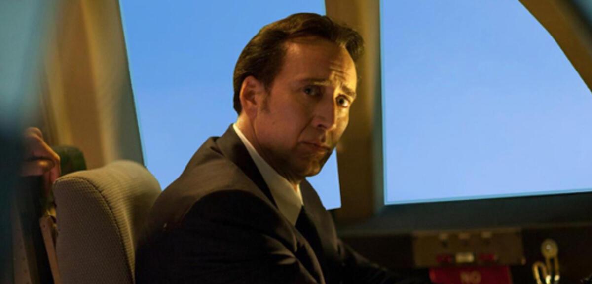 Left Behind Nicolas Cage